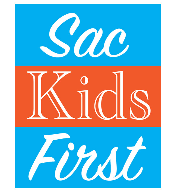 Default event image with the Sac Kids First logo