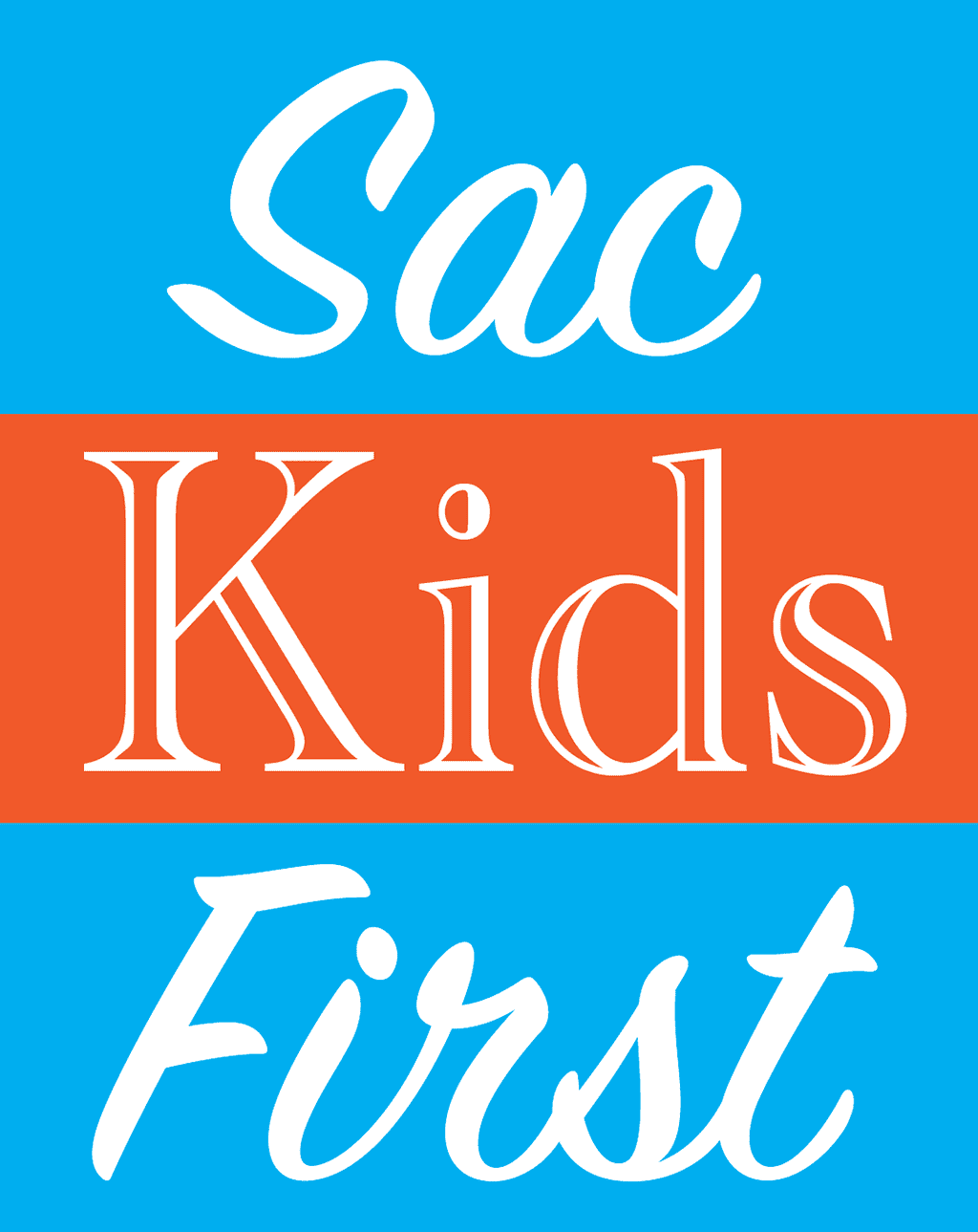 Sac Kids First logo