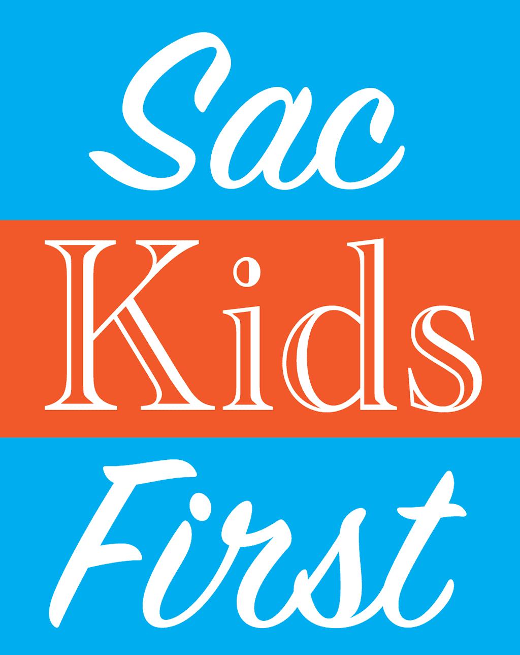 Sac Kids First logo